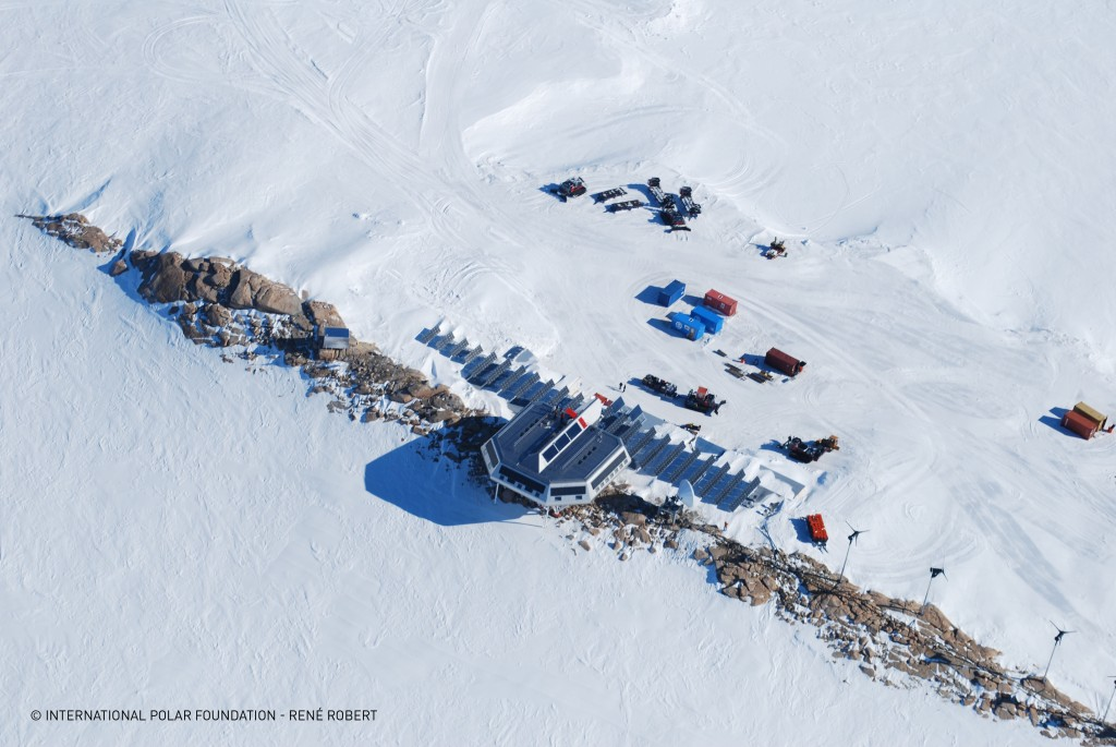 Princess Elisabeth Antarctic research station