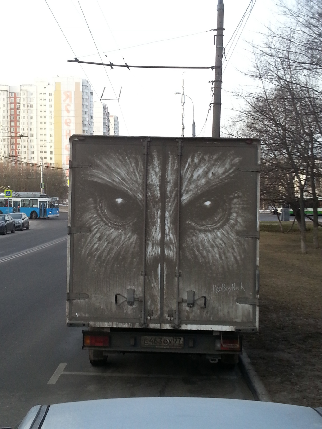 "Nikita Golubev ""Dirty Car Art"""
